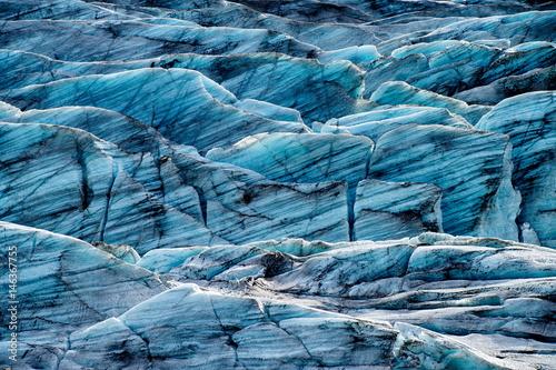 Fotografija Svinafellsjokull glacier in Iceland