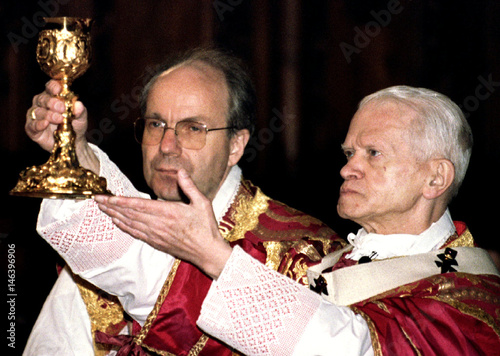 The head of Austria\'s Roman Catholic Church, Cardinal Hans Hermann ...