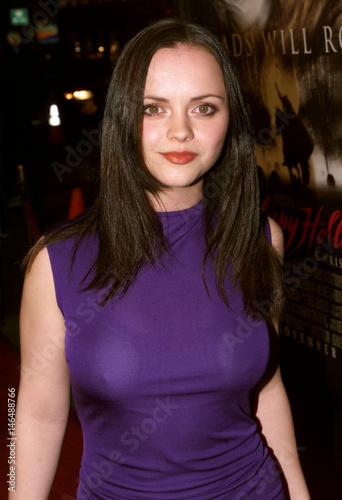 actress christina ricci at sleepy hollow premiere buy