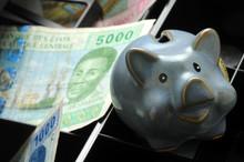 Franco CFA Franc Franak CFA-Fr...