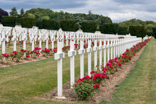 Cemetery For First World War Soldiers Died At Battle Of Verdun