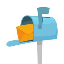 Mailbox Vector Illustration