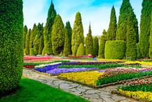Botanical Garden In Balchik, B...
