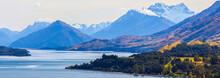 Lake Wakatipu Mountain On The ...