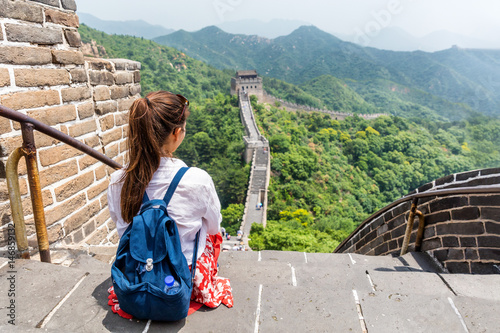 Photo  Great Wall of china