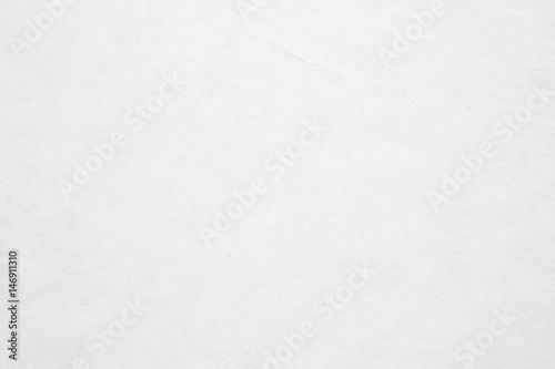 Fotografie, Obraz  Blank white paper texture background