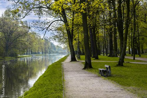 Valokuva  Kanał Bydgoski - park