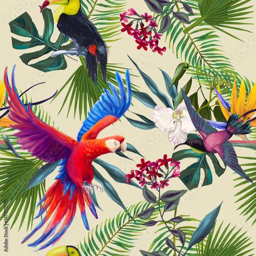 seamless-exotic-pattern