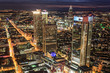 Frankfurt City at night