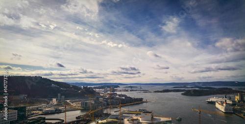 Fotografia  Oslo Fjord