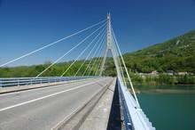 Pont Suspendu De Seyssel