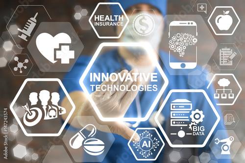Fotografiet  Innovative Technologies in medicine