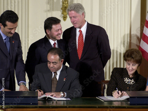 United States And Jordan Sign Historic Trade Agreement Buy This