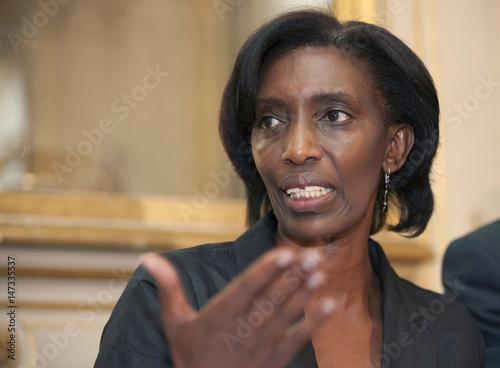 Rose Kabuye A Senior Aide To Current Rwandan President Paul Kagame