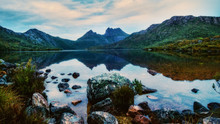Early Morning Cradle Mountain ...