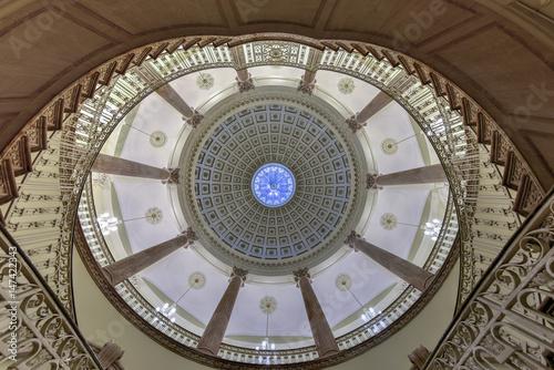Foto op Plexiglas Texas New York City Hall