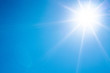 Leinwandbild Motiv 太陽