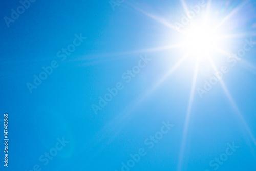 Obraz 太陽 - fototapety do salonu