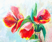 Oil Painting, Impressionism St...