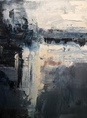 Naklejka Abstract Oil Painting