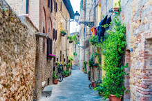 Alleys And Small Stone Roads I...