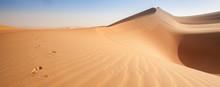 Patterns An Dunes Of Empty Quarter - Arabian Desert