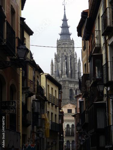 Fotografie, Obraz  Torre catedral