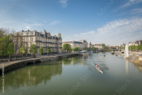Aviron sur la Meuse, Verdun