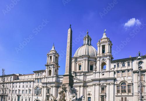 Photo  Piazza Navona - Rome, Italy