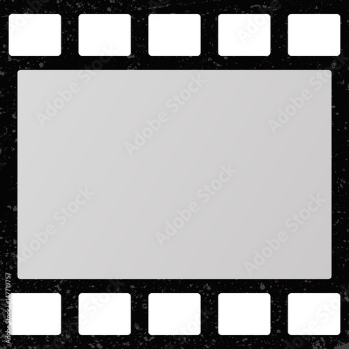 Retro movie film frame - Buy this stock vector and explore similar ...