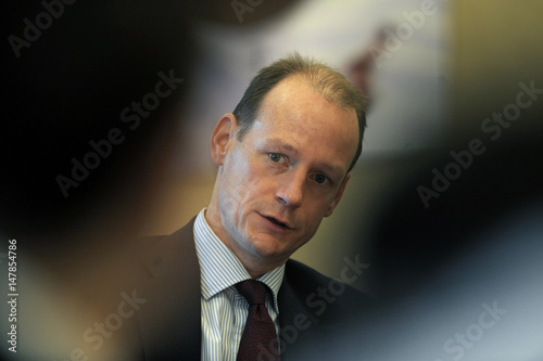 Morgan Stanley's Head of UK Financial Institutions Group
