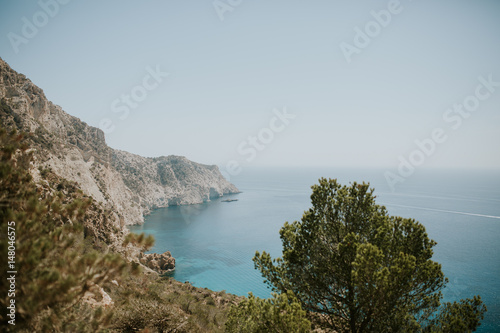 view atlantis ibiza - Buy this stock photo and explore