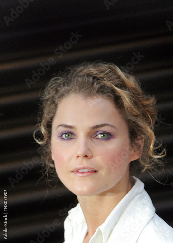 Actress Keri Russell arrives for the London premiere of the