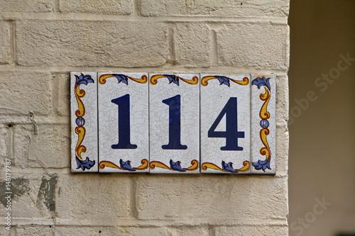 Papel de parede  Numbers