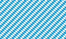 Bavaria Flag Flat Illustration
