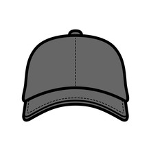 Cartoon Hat Vector Illustration