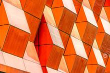 Detail Shot Of Modern Architec...
