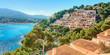 Canyamel Häuser mit Mittelmeer Mallorca Spanien
