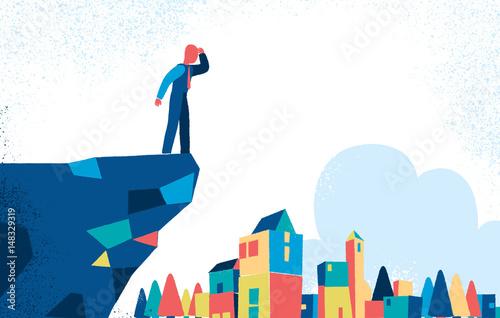 Photo Sentinella e controllore della città