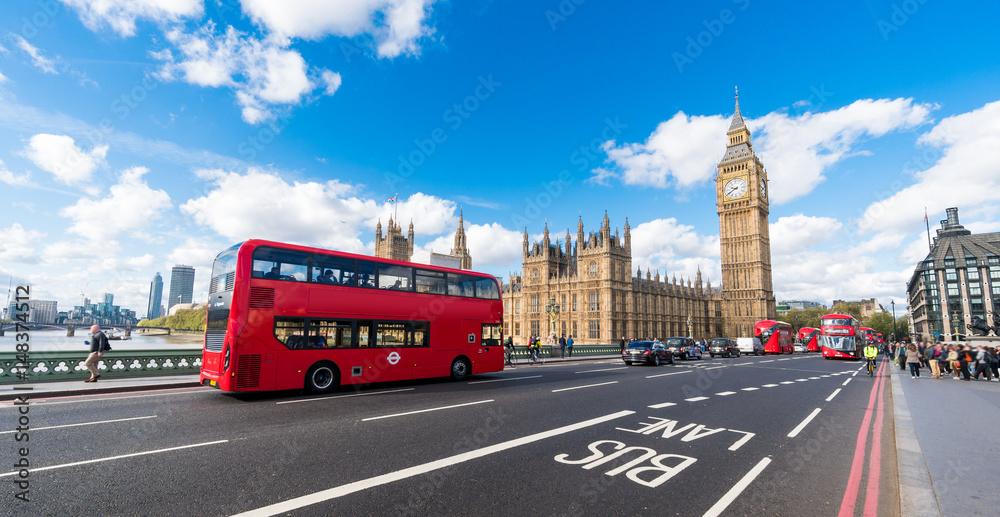 Fotografie, Obraz  London