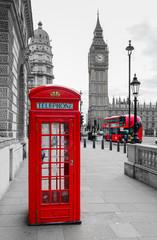 Naklejka London