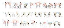 Sport Exercises For Office. Of...