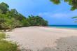Beautiful Beach and sea of Phang Nga Province of Thailand