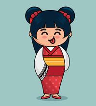 Cute Japanese Doll Kawaii Styl...