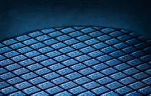 Detail Of Silicon Wafer Contai...