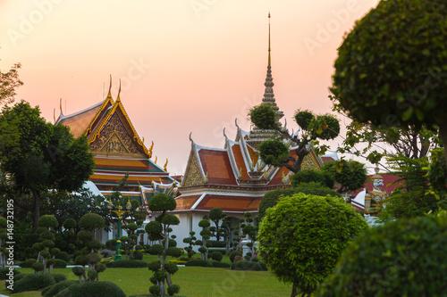 Photo  Temple of Wat Arun, Thailand