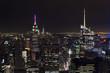 Manhattan Skyline -Colour