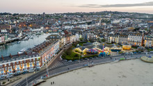 Weymouth Bay, Harbour. Dorset