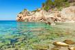 Deia Bucht Mallorca Spanien