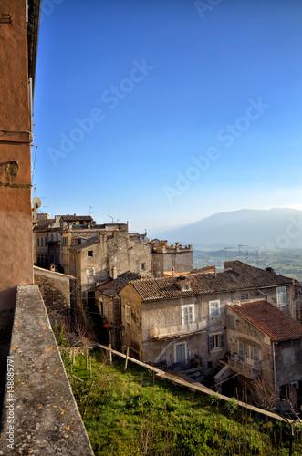 Fotografie, Obraz  Italian destination, Anagni, Lazio region